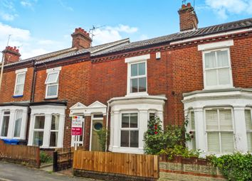 Thumbnail 3 bedroom terraced house for sale in Portersfield Road, Norwich