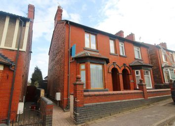 Thumbnail 3 bed semi-detached house for sale in Congleton Road, Kidsgrove, Stoke-On-Trent