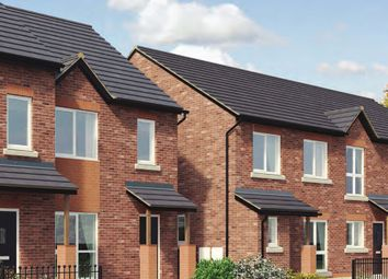 Thumbnail 2 bed mews house for sale in Church Road, Tranmere, Birkenhead