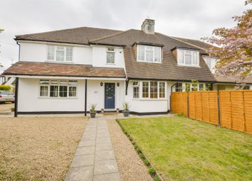 Thumbnail 4 bed semi-detached house for sale in Church Road, Iver