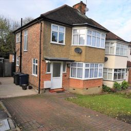 Thumbnail 3 bed detached house to rent in Barnet, London