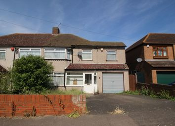 Thumbnail 5 bed semi-detached house for sale in Manse Way, Swanley
