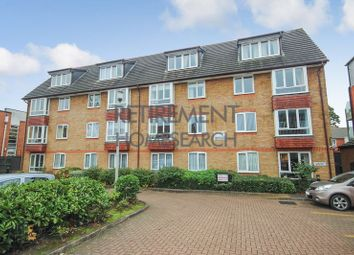 Thumbnail 1 bed flat for sale in Cadogan Court, New Malden