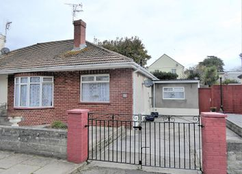 Thumbnail 2 bed semi-detached bungalow for sale in St. Johns Drive, Porthcawl, Bridgend.