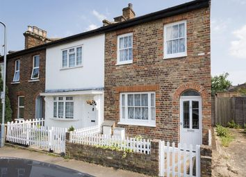Thumbnail 2 bedroom end terrace house for sale in Cowley Road, London