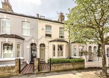 Thumbnail 4 bed terraced house to rent in Brocklebank Road, London