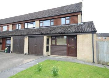 Thumbnail 3 bedroom end terrace house for sale in Evergreen Drive, Calcot, Reading