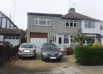 Thumbnail 4 bedroom semi-detached house for sale in Hood Avenue, Orpington