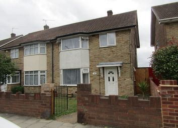Thumbnail 3 bed semi-detached house for sale in Mungo Park Road, South Hornchurch