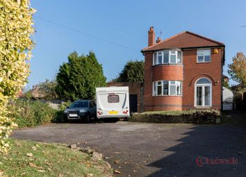 Thumbnail 3 bed detached house for sale in Sherwood Street, Warsop, Mansfield