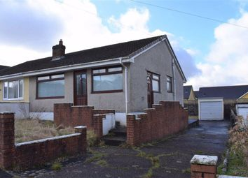 Thumbnail 2 bed semi-detached bungalow for sale in Grove Hill Park, Gorslas, Llanelli