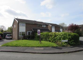 Thumbnail 2 bed semi-detached house to rent in Armstrong Close, Birchwood, Warrington