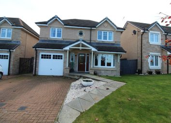 Thumbnail 4 bed detached house for sale in Wyness Way, Kintore, Inverurie