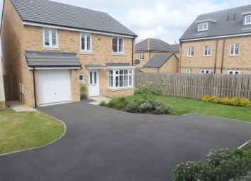 Thumbnail 4 bed detached house for sale in Queens Park Road, Spennymoor