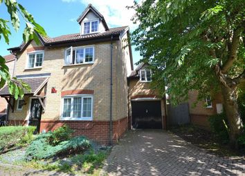 Thumbnail 4 bed detached house to rent in Denby Grange, Church Langley, Harlow