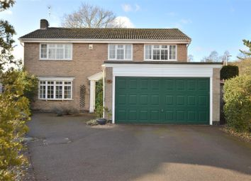 Thumbnail 4 bed detached house for sale in Chestnut Close, Duffield, Belper
