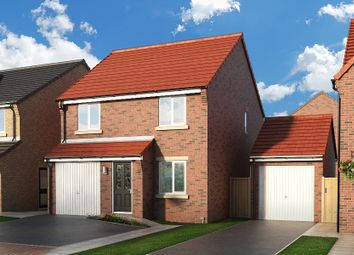 "Thumbnail 3 bedroom property for sale in ""The Yew At Moorland View, Bishop Auckland"" at Flambard Drive, Bishop Auckland"