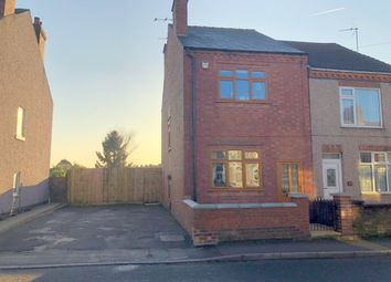 Thumbnail 3 bed detached house for sale in Sleetmoor Lane, Somercotes, Alfreton