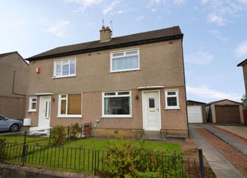Thumbnail 2 bed semi-detached house for sale in 135 Park Road, Bishopbriggs, Glasgow