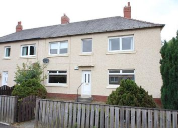 Thumbnail 2 bed flat for sale in Cheviot Crescent, Wishaw, North Lanarkshire, United Kingdom