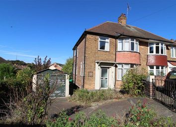 Thumbnail 3 bed semi-detached house for sale in Thirlmere Close, Thorneywood, Nottingham