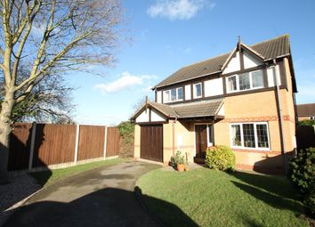 Thumbnail 4 bed detached house for sale in Whitesands Close, Amington, Tamworth