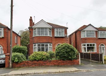 Thumbnail 3 bed detached house for sale in Hillside Avenue, Whitefield, Manchester