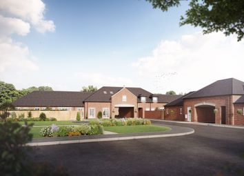 Thumbnail 2 bed detached house for sale in Burton Road Tutbury, Staffordshire