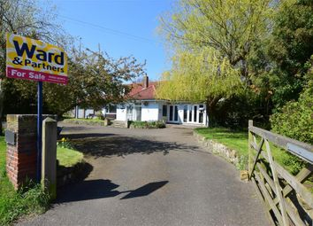 Thumbnail 5 bed detached house for sale in West Hythe Road, West Hythe, Hythe, Kent