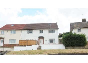 Thumbnail 5 bed semi-detached house for sale in Birch Grove Crescent, Brighton