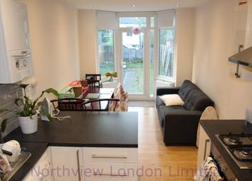Thumbnail 4 bed terraced house to rent in Effingham Road, Harringay