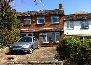 Thumbnail 5 bed terraced house to rent in Cherry Way, Hatfield