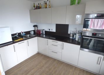 Thumbnail 2 bed flat to rent in Ivy Point, Hannaford Walk, London