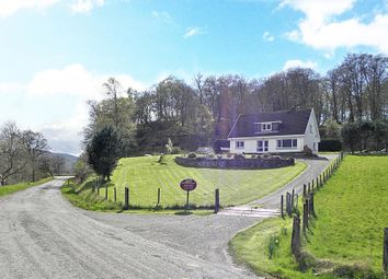 Thumbnail 5 bed detached house for sale in Camusnagaul, By Fort William