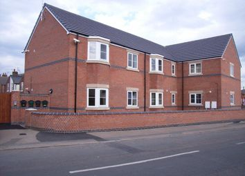 Thumbnail 2 bedroom flat to rent in Handel Street, Derby