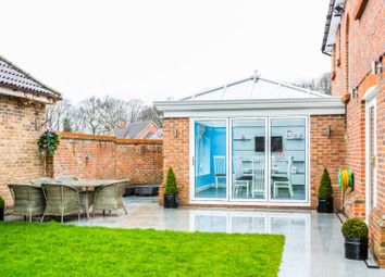 Thumbnail 6 bed detached house for sale in Ashdon Close, Hutton, Brentwood