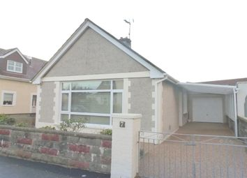 Thumbnail 3 bed detached bungalow for sale in Orchard Drive, Newton, Porthcawl