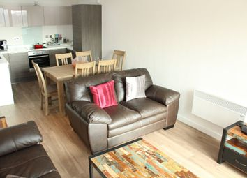 Thumbnail 2 bed flat to rent in Nuovo Apartments, 59 Great Ancoats Street, Ancoats