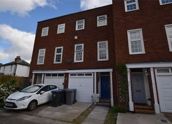 Thumbnail 4 bed terraced house to rent in The Boltons, Sudbury Hill, Harrow