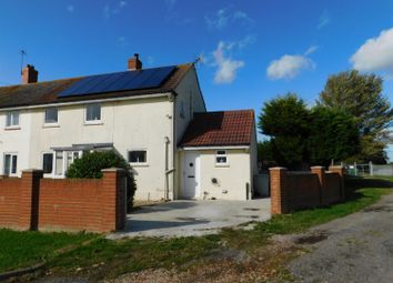 3 bed semi-detached house for sale in Church Lane, Croft, Skegness PE24