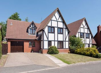 Thumbnail 4 bed detached house for sale in The Pyghtle, Olney, Bucks