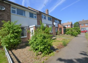 Thumbnail 3 bed town house for sale in Oak Crescent, Braunstone, Leicester