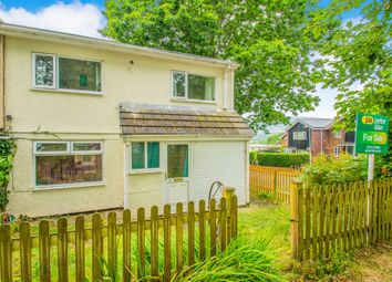 Thumbnail 2 bed end terrace house for sale in Chepstow Close, Croesyceiliog, Cwmbran