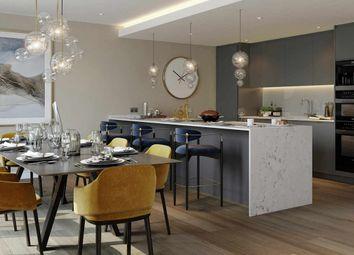 Valian Tower, South Quay Plaza, Canary Wharf, London E14. 1 bed flat for sale