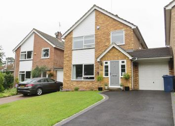 Thumbnail 3 bed detached house to rent in Pine Croft, Marlow