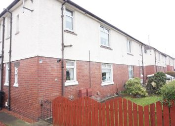 Thumbnail 2 bed flat for sale in Overton Road, Cambuslang
