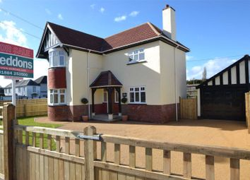 3 bed detached house for sale in Elm Park Villas, Blundells Road, Tiverton, Devon EX16