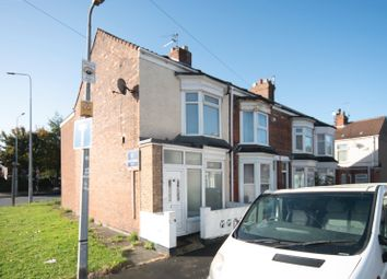 Thumbnail 2 bed end terrace house to rent in Montrose Street, Hull