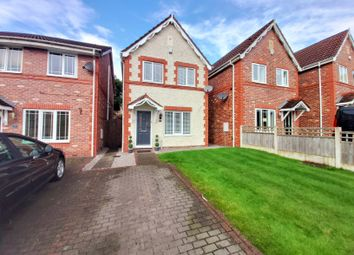 Thumbnail 3 bed detached house for sale in Border Brook Lane, Worsley