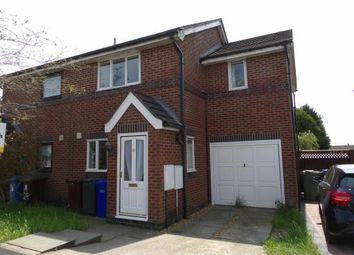 Thumbnail 3 bed semi-detached house for sale in Lakeland Gardens, Chorley, Lancashire